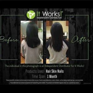 Other - It Works Global Hair Skin and Nails